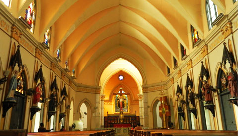 All Saints Church Sri Lanka