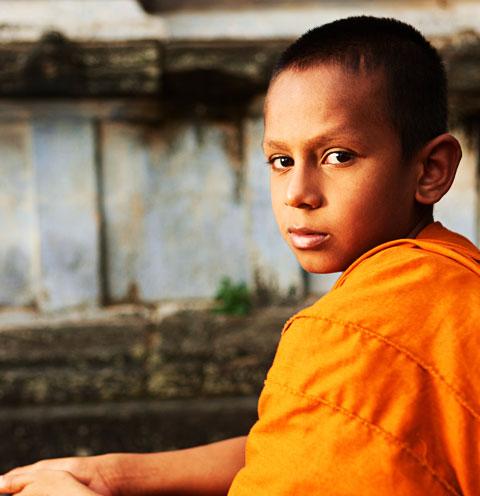 Sri Lanka Buddhist Pilgrim