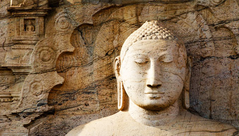 Gal Vihara Sri Lanka