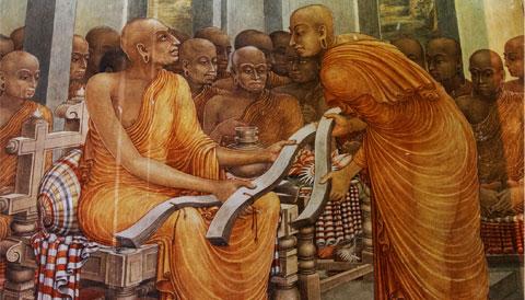 Kelaniya Raja Maha Vihara Sri Lanka