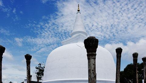 Lankarama Sthupa Sri Lanka
