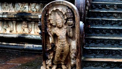 Guardstone (Muragala) Sri Lanka