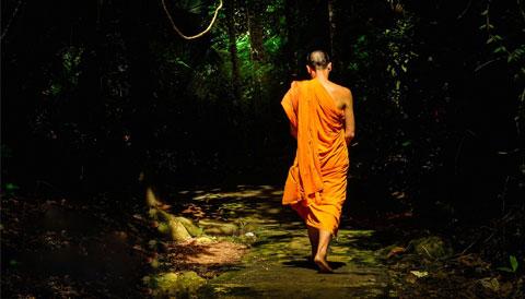 Ritigala Forest Monastery Sri Lanka
