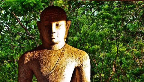 Samadhi Statue Sri Lanka