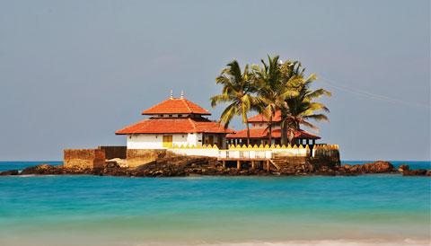 Seenigama Muhudu Viharaya Sri Lanka