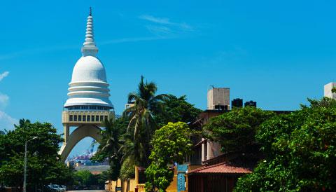 Sambodhi Chaithya Sri Lanka
