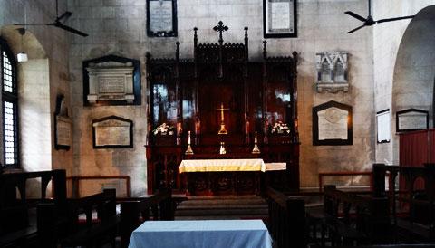 St Peter's Church Sri Lanka
